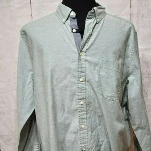 Nautica Men's Stretch Oxford Shirt Size 2XL